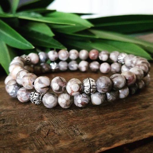 handmande maifan stone bracelets