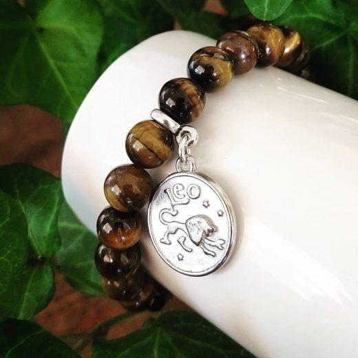 zodiac charm bracelets