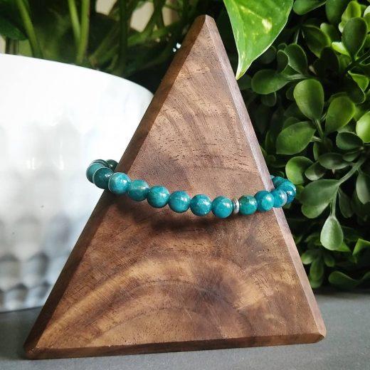 Apatite Creativity Bracelet