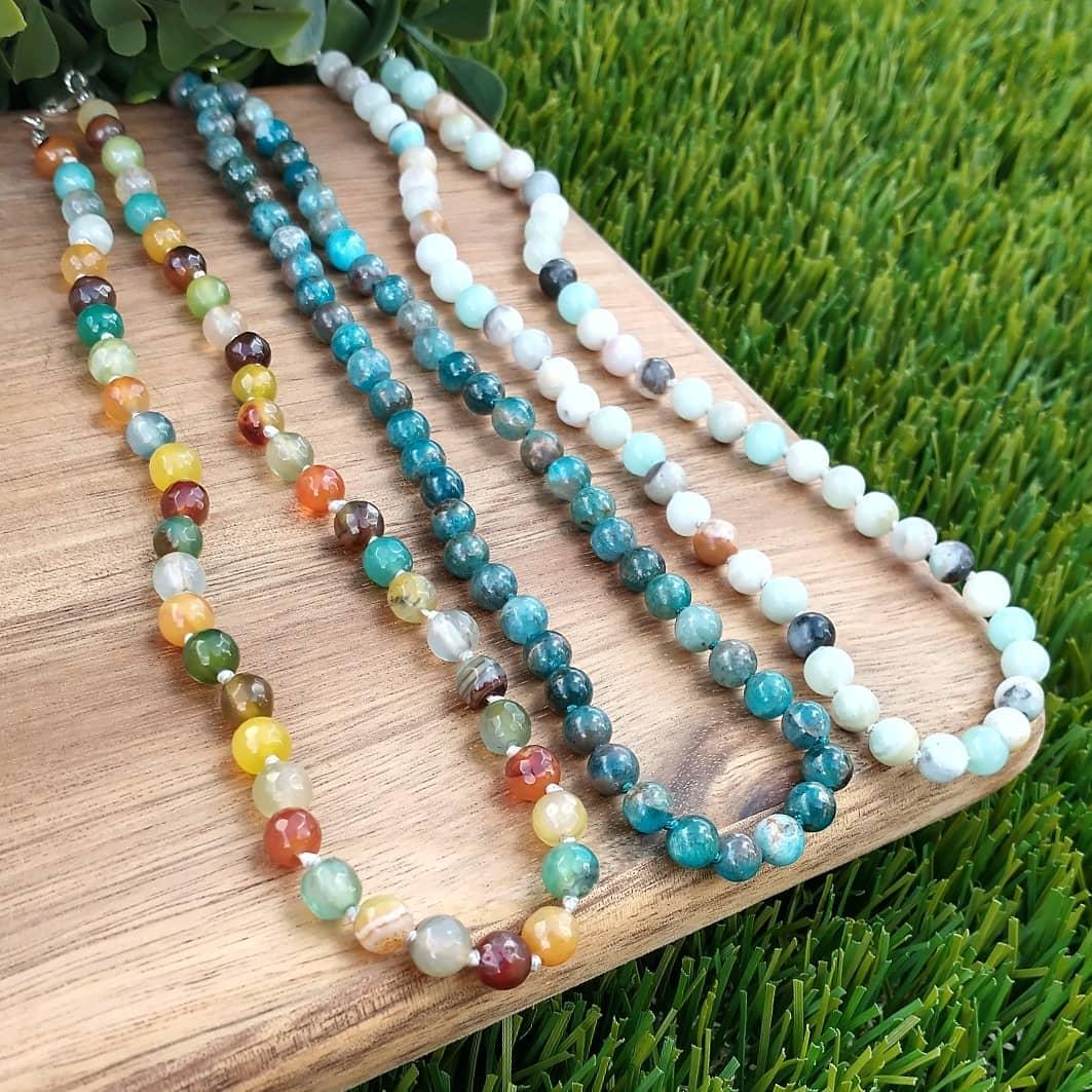 Handmade multi-layer necklace